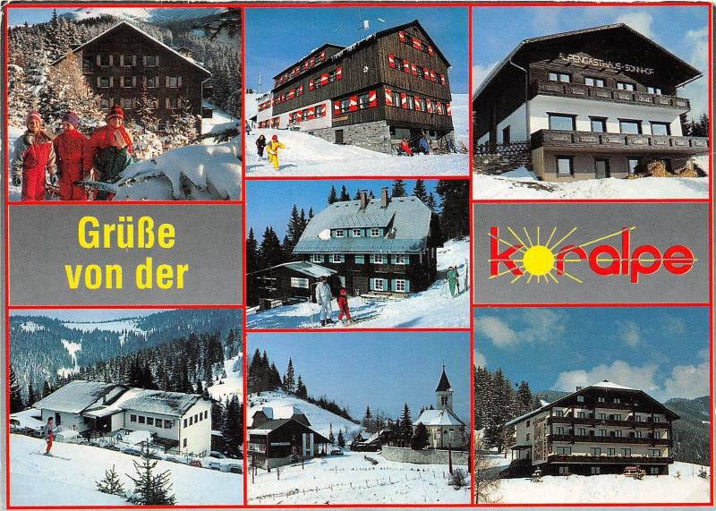 B40455 Koralpe multiviews  austria
