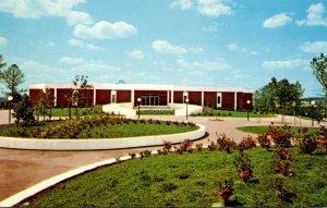 Georgia Macon Library Administration Building Macon Junior College