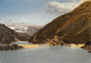 Tauernkraftwerke Glockner Kaprun Speicher Mooserboden und Wasserfallboden