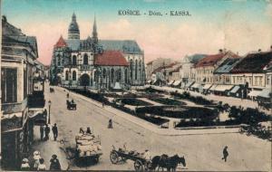 Czech Republic Kosice Dóm Kassa 02.45