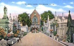 St. Roch's Chapel - New Orleans, Louisiana LA