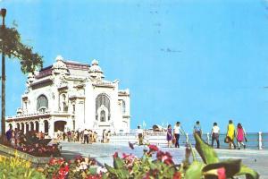 Romania Constanta Restaurant Casino Cazino Promenade