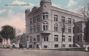 LINCOLN, Nebraska, PU-1919; State Penitentiary