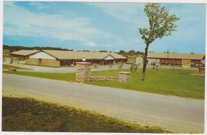 Tops Motor Hotel , PETERBOROUGH , Ontario , Canada , 50-60s