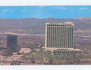 Pre-1980 SHERATON HOTEL AT UNIVERSAL STUDIOS Hollywood - Los Angeles CA c0929