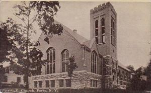 First M E Church Perry New York