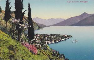 Lago Di Como, Menaggio, Lombardy, Italy, 1900-1910s