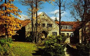 Montreat College North Carolina~Late Autumn @ Gaither Hall 1950s Dupuy
