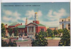 Horace Bushnell Memorial, Hartford CT