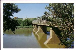 Finlay Bridge, Medicine Hat Alberta,