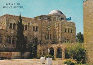 The Hebrew University Of Jerusalem, 1950-1960s