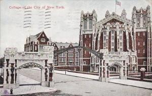 College Of The City Of New York City New York 1913