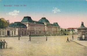 Belgium Bruxelles Palais du Roi 01.97