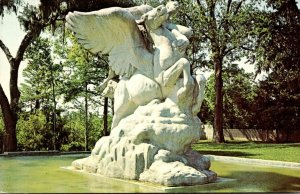 South Carolina Murrels Inlet Brookgreen Gardens Pegasus