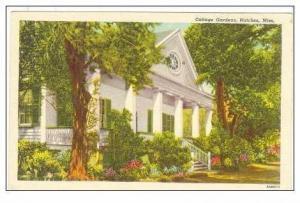 Cottage Gardens, Natchez, Mississippi, 30-40s