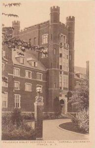 New York Ithaca The Prudence Risley Residence Hall Cornell University Albertype