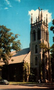 New York Plattsburgh St John'd Catholic Church 1965