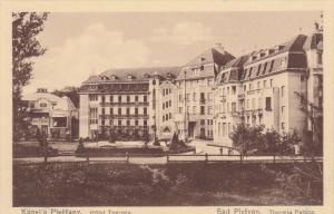 Kupel'e Piesfany , Hotel Thermia , Czech Republic , 10-30s