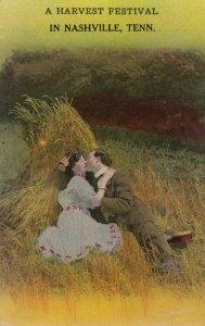 NASHVILLE, Tennessee, 1913 ; Romance Couple