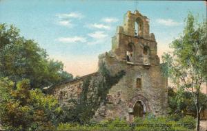 Mission San Francisco de Espada San Antonio Texas