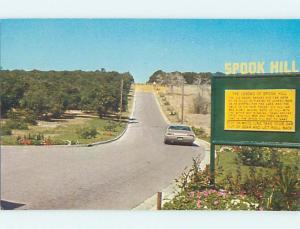 Pre-1980 ROAD OR STREET SCENE Lake Wales Florida FL hJ6218