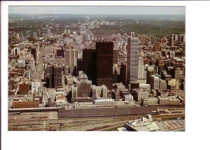 Toronto, Ontario, Railway-yard and Business Area