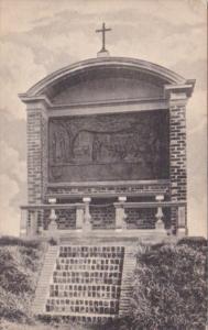 Virginia Jamestown Island Rev Robert Hunt Memorial Shrine Albertype
