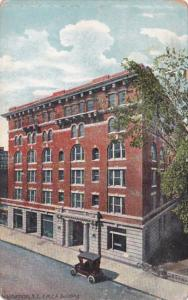 New York Binghamton Y M C A Building 1912