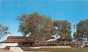 Postcard Visitor Center, Lyndon B Johnson State Park