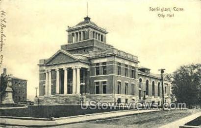 City Hall - Torrington, Connecticut CT