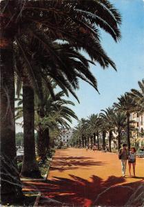 Spain Lloret de Mar Costa Brava Espana Paseo de Verdaguer