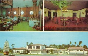 SPANISH MAIN OYSTER BAR & MOTEL, FORT MYERS, FLORIDA
