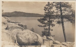 RP, BEAR LAKE , California, 1910s; San Bernardino Mts