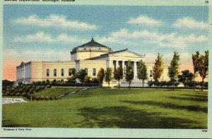 Illinois Chicago The Shedd Aquarium 1948