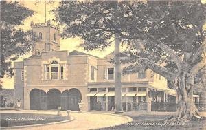 Barbados Type of Residence Postcard