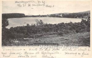 Lake View Loch Sheldrake NY 1908