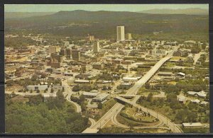 South Carolina, Greenville - Aerial View Of Business Section - [SC-025]