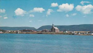 Cheticamp as seen from Cheticamp Island, On the Cabot Trail,  Cape Breton,  N...