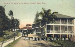 Ancon Hospital Canal Zone Republic of Panama Unused