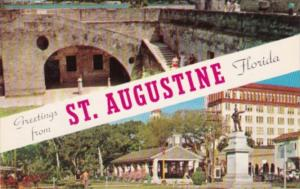 Greetings From St Augustine Florida