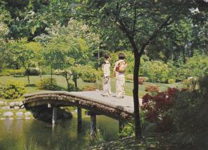 Nitobe Japanese Gardens, University of British Columbia, Vancouver, British C...
