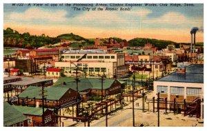 Tennessee Oak Ridge Processing Area , City of Atomic Bomb