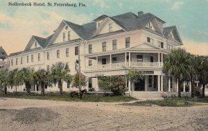 ST. PETERSBURG , Florida , 00-10s ; Hollenbeck Hotel