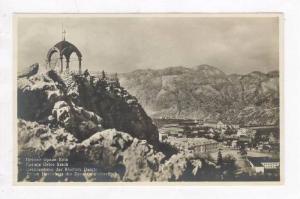 RP  Cetinje Orlov krsch, Montenegro, 1910s