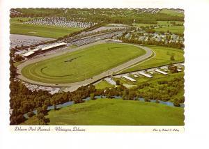 Delaware Park Racetrack, Wilmington, Delaware Photo R C Pulling