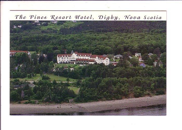 The Pines Resort Hotel, Digby, Nova Scotia, Canada,