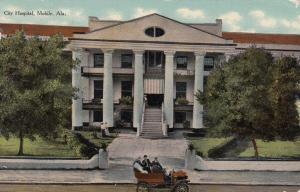 MOBILE , Alabama, PU-1911 ; City Hospital