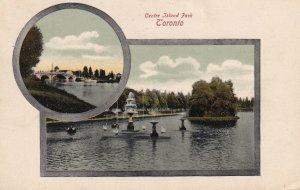 TORONTO, Ontario, Canada, PU-1906; Centre Island Park
