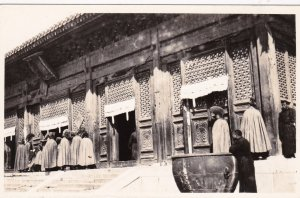 RP: Tibet , 1910-20s ; Temple