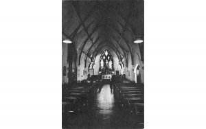 The Chapel of the Holy Innocents, St. Mary's Hall in Burlington, New Jersey